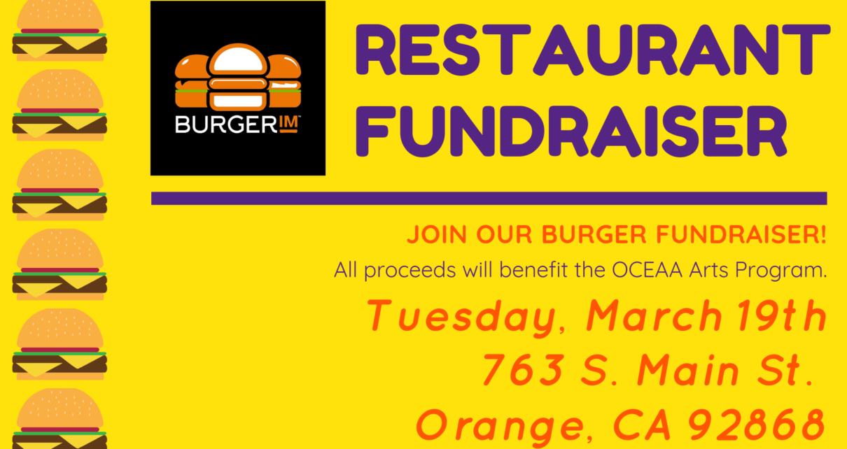 Burgerim fundraiser