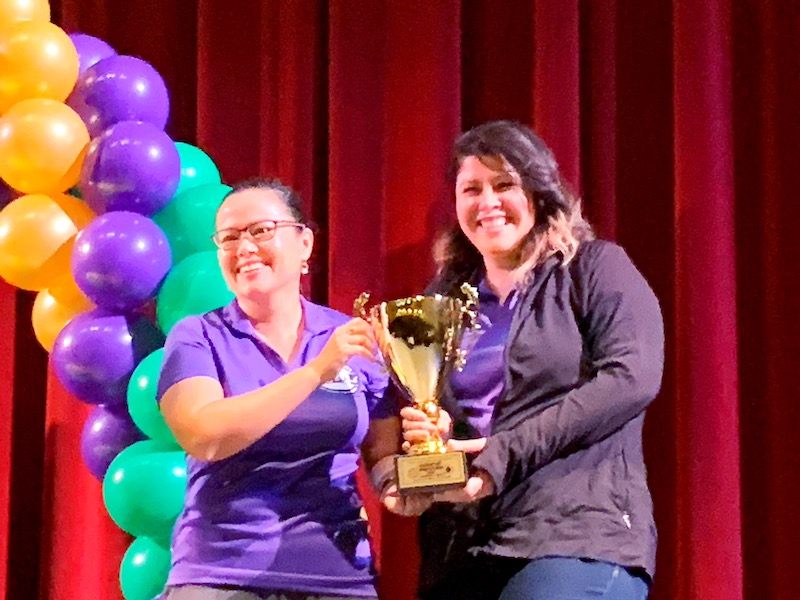 OCEAA students place first in  Santa Ana Unified Mardi Gras Speech and Debate Tournament