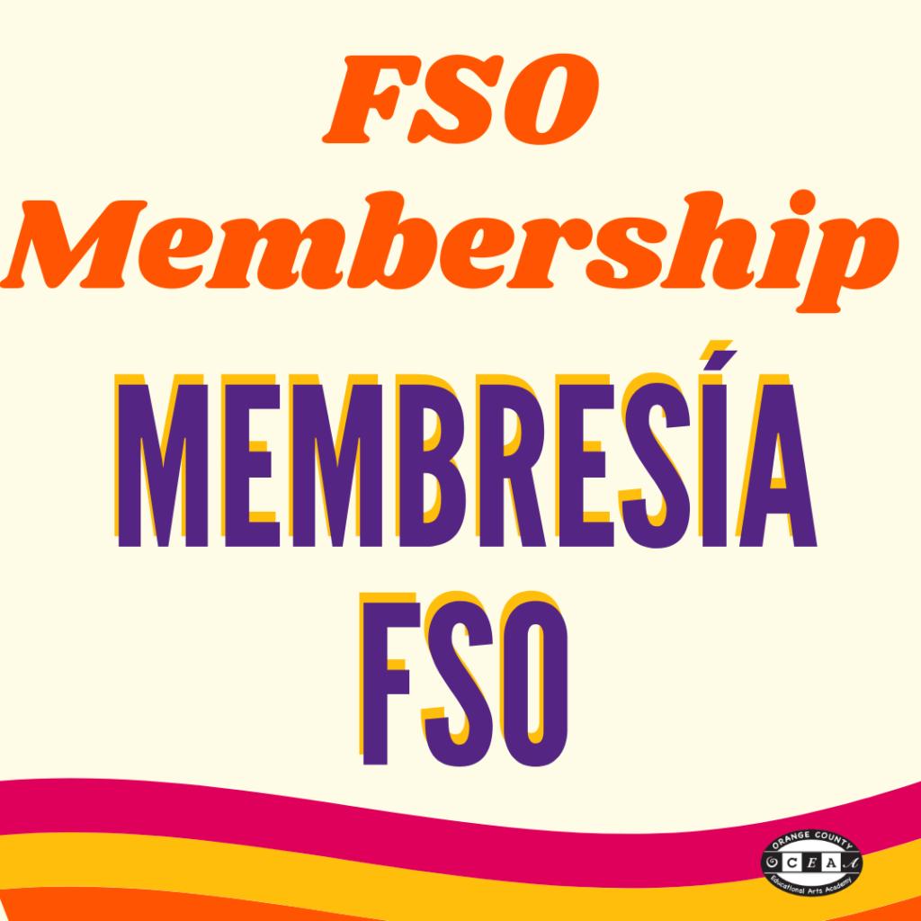 FSO membership