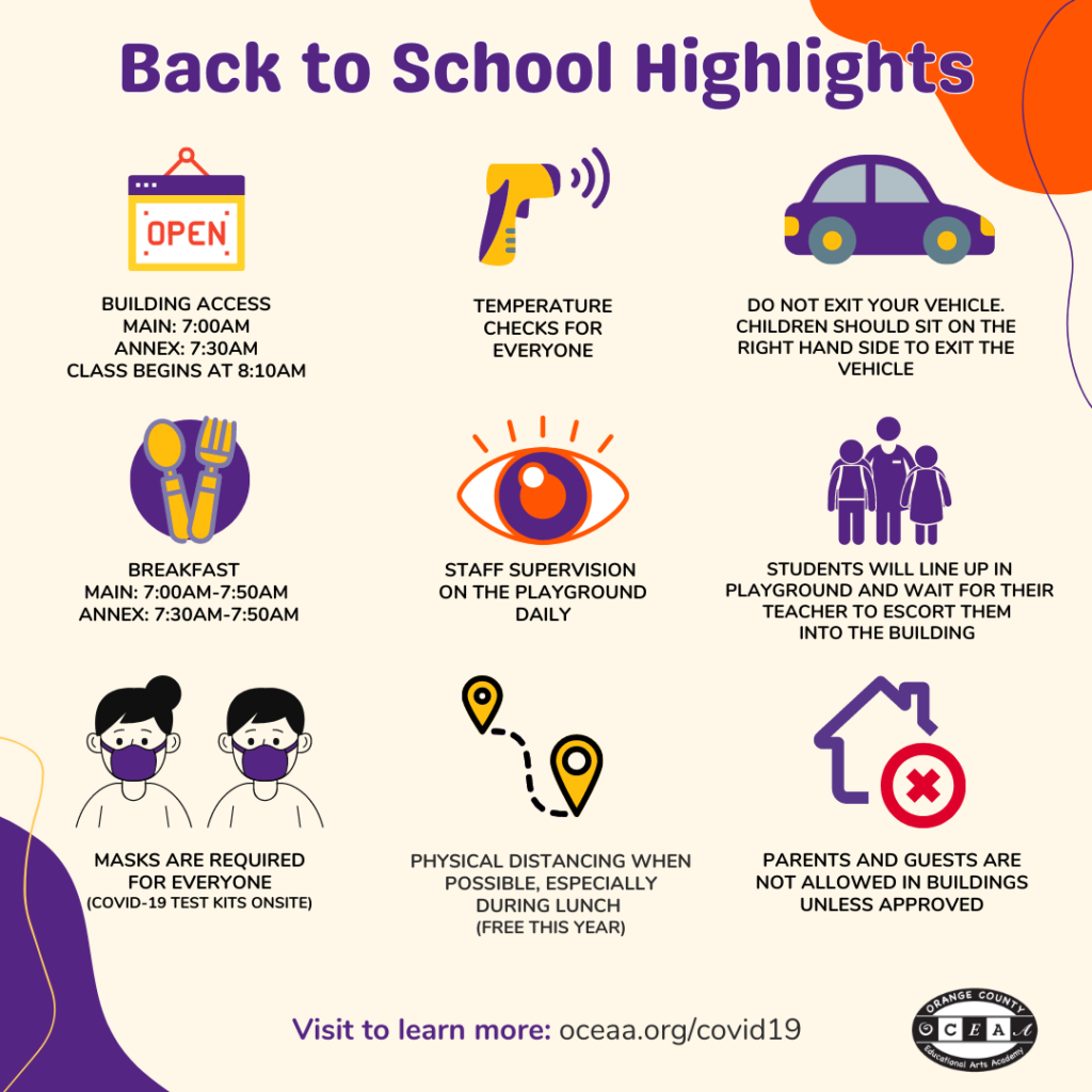 back to school highlights